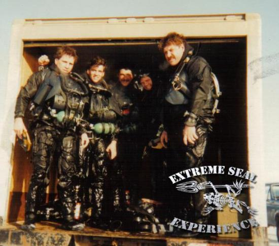 DON SHIPLEY NAVY SEAL   Extreme SEAL Experience