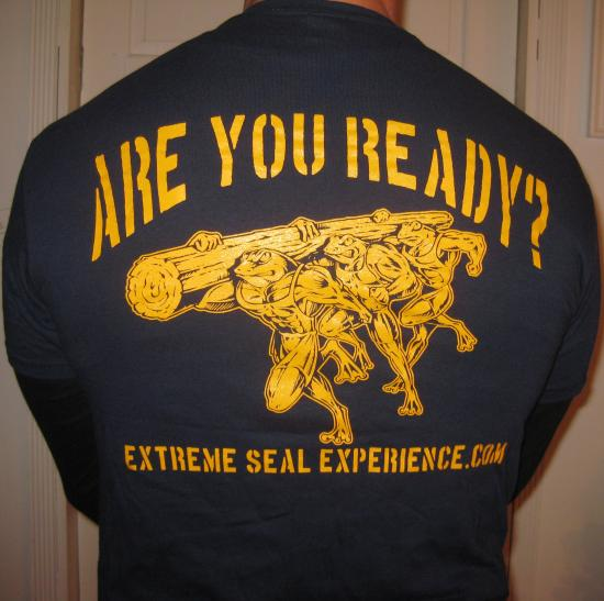 Extreme Seal Shirts Extreme Seal Experience